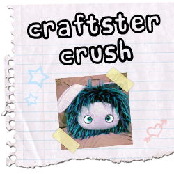 Craftster Crush lanikins