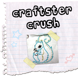 Craftster Crush kittykill