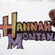 Hannah Montana Necklace