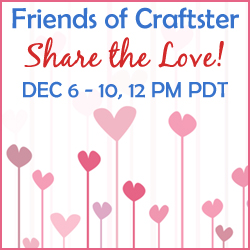 Friends of Craftster Share the Love Contest