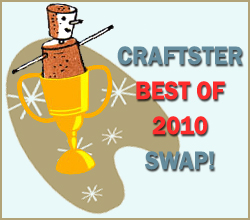 Craftster Best of 2010 Winner