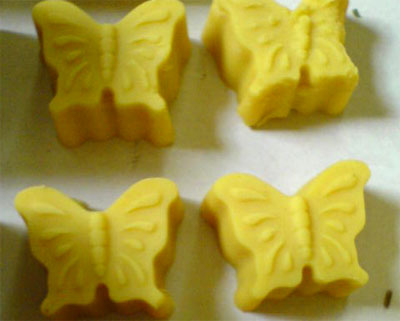 Butterfly Soaps