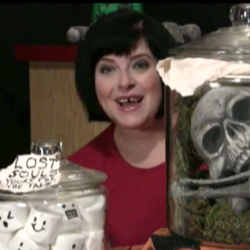 How to make Eerie Edibles for your Halloween Party!