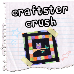 Craftster Crush onegroovyday