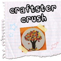 Craftster Crush TroubleT