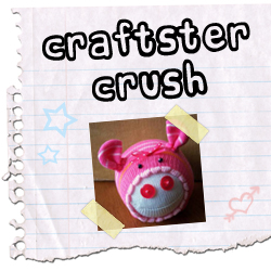 Craftster Crush pinkleo