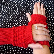 Puff Mitt Pattern