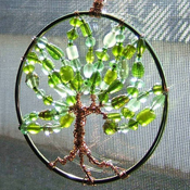 Beaded Suncatcher