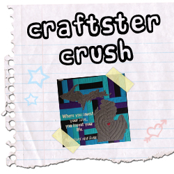 Craftster Crush Angry Angel